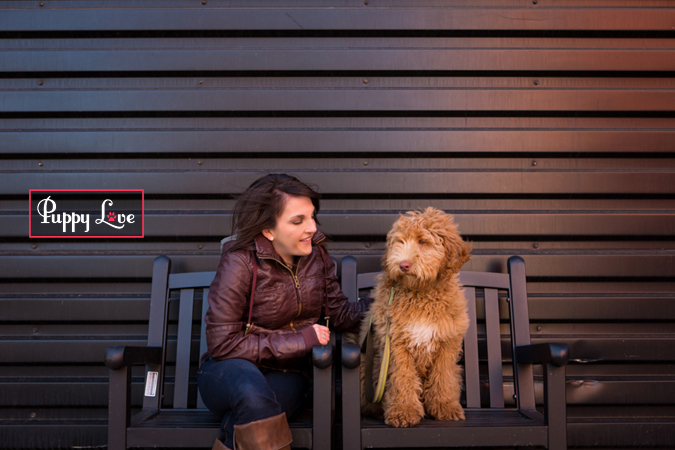 Fun Lethbridge Pet Photography with owner