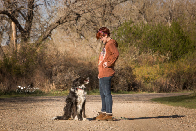 Taber pet photography session